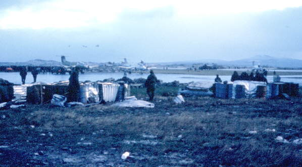 HMS Invincible and the Malvinas War in 1982 2posi82